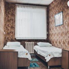 Гостиница Солнечная Стандартный номер с разными типами кроватей фото 19