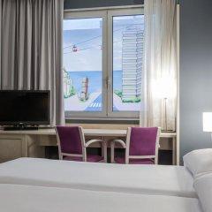 Отель ILUNION Bel-Art 4* Стандартный номер с различными типами кроватей фото 10
