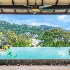 Отель Villa Amanzi Таиланд, пляж Ката - отзывы, цены и фото номеров - забронировать отель Villa Amanzi онлайн бассейн фото 3
