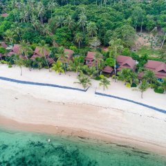 Отель Nora Beach Resort & Spa 4* Вилла с различными типами кроватей фото 10