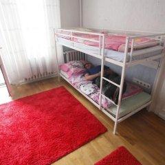 Hostel Just Right Кровать в общем номере с двухъярусной кроватью фото 11