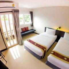 Отель My Place Phuket Airport Mansion 2* Стандартный номер с 2 отдельными кроватями фото 4