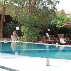 Отель Auberge De Charme Les Dunes D´Or Марокко, Мерзуга - отзывы, цены и фото номеров - забронировать отель Auberge De Charme Les Dunes D´Or онлайн бассейн фото 3
