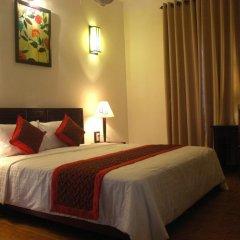 Отель Hoi An Garden Villas 3* Номер Делюкс с различными типами кроватей фото 7