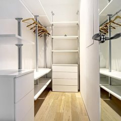 Апартаменты Sky Apartments Rentals Service Студия Делюкс с различными типами кроватей фото 15