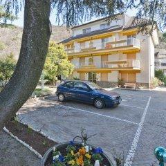 Отель Villa Sabine Меран парковка