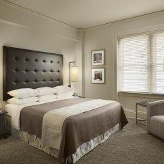 Отель AKA Rittenhouse Square Студия с различными типами кроватей