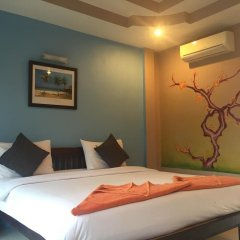 Baan Suan Ta Hotel 2* Улучшенный номер с различными типами кроватей фото 12