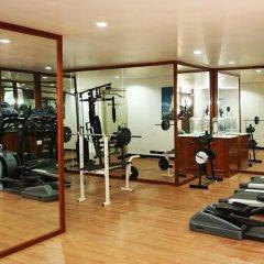 Отель Pride Sun Village Resort And Spa Гоа фитнесс-зал фото 3
