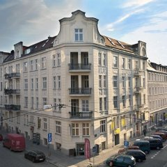 Отель Apartamenty Pomaranczarnia Стандартный номер фото 2