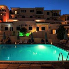 Отель Corfu Residence Греция, Корфу - отзывы, цены и фото номеров - забронировать отель Corfu Residence онлайн бассейн фото 2