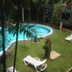 Отель Bavarian Guest House Шри-Ланка, Берувела - отзывы, цены и фото номеров - забронировать отель Bavarian Guest House онлайн бассейн фото 3