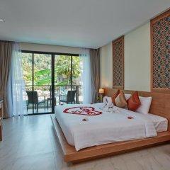Отель Ananta Burin Resort 4* Улучшенный номер с различными типами кроватей фото 7