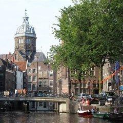 Отель Manikomio Нидерланды, Амстердам - отзывы, цены и фото номеров - забронировать отель Manikomio онлайн приотельная территория фото 2