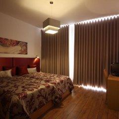 Отель Apartamentos sobre o Douro Стандартный номер двуспальная кровать фото 14