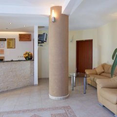Family Hotel Milev интерьер отеля