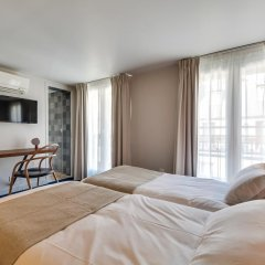 Hotel Mattle 3* Стандартный номер с разными типами кроватей фото 2