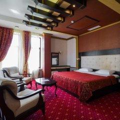 Отель Троя Краснодар комната для гостей фото 3