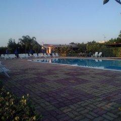 Отель Residence Nuovo Messico Италия, Аренелла - отзывы, цены и фото номеров - забронировать отель Residence Nuovo Messico онлайн бассейн фото 2