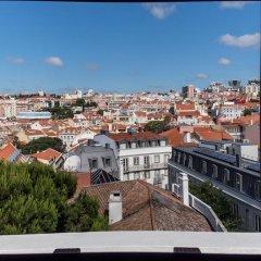 Отель Casa do Jasmim by Shiadu Португалия, Лиссабон - отзывы, цены и фото номеров - забронировать отель Casa do Jasmim by Shiadu онлайн балкон