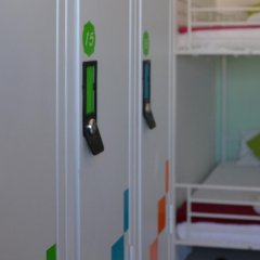 Отель Ria Hostel Alvor Португалия, Портимао - отзывы, цены и фото номеров - забронировать отель Ria Hostel Alvor онлайн сейф в номере