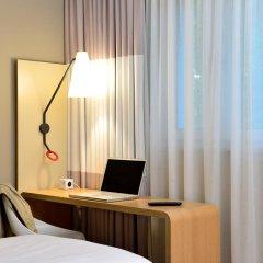 Отель ibis Muenchen Airport Sued Стандартный номер разные типы кроватей фото 3