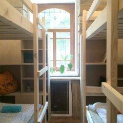 Хостел Кислород O2 Home Кровать в общем номере фото 47