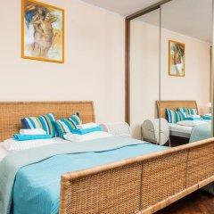 Отель LeoApart Апартаменты с различными типами кроватей фото 26