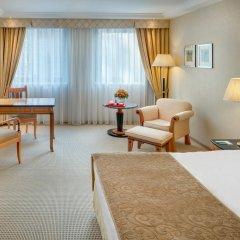 Kempinski Hotel Corvinus Budapest 5* Полулюкс Премиум с двуспальной кроватью фото 4