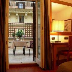 Hotel Delle Nazioni 4* Улучшенный номер с различными типами кроватей фото 2