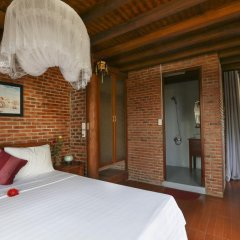 Отель Seaside An Bang Homestay 2* Улучшенный номер с различными типами кроватей фото 2