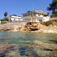 Отель Villa Amateia Сиракуза пляж фото 2