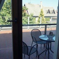 Отель Babilonas Литва, Каунас - 4 отзыва об отеле, цены и фото номеров - забронировать отель Babilonas онлайн балкон