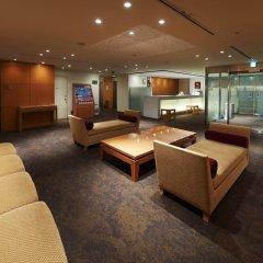 Отель Sunroute Takadanobaba Япония, Токио - отзывы, цены и фото номеров - забронировать отель Sunroute Takadanobaba онлайн интерьер отеля фото 3