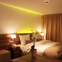 Vi Vadi Hotel downtown munich 3* Стандартный номер разные типы кроватей фото 3