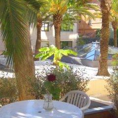 Отель Nice Fleurs Франция, Ницца - отзывы, цены и фото номеров - забронировать отель Nice Fleurs онлайн бассейн