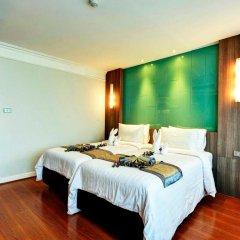 Jomtien Garden Hotel & Resort 4* Номер Делюкс с различными типами кроватей фото 11
