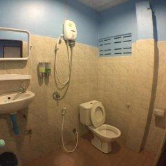 Отель Marina Hut Guest House - Klong Nin Beach 2* Стандартный номер с различными типами кроватей