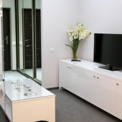 Отель Baltazaras 3* Улучшенный номер с различными типами кроватей фото 12