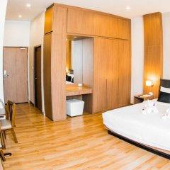 Отель Sriracha Orchid 3* Студия с различными типами кроватей фото 12