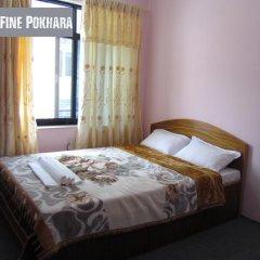 Отель Fine Pokhara Непал, Покхара - отзывы, цены и фото номеров - забронировать отель Fine Pokhara онлайн комната для гостей фото 3