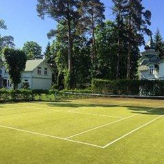 Отель Jurmala Vacation House Юрмала спортивное сооружение
