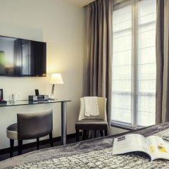 Отель Mercure La Sorbonne Париж комната для гостей фото 11