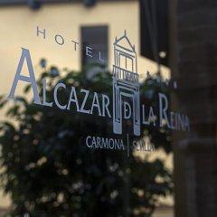 Alcazar De La Reina Hotel 4* Стандартный номер с различными типами кроватей фото 2