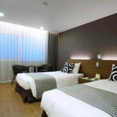 Itaewon Crown hotel 3* Улучшенный номер с различными типами кроватей фото 4
