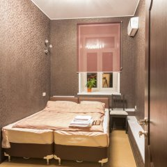 Апартаменты Лайла Номер Эконом с 2 отдельными кроватями (общая ванная комната) фото 6