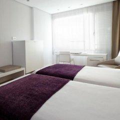 Отель NH Collection Madrid Eurobuilding 4* Полулюкс с различными типами кроватей фото 5