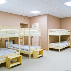Hostel Tsentralny Кровать в мужском общем номере с двухъярусной кроватью