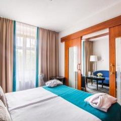 Hanza Hotel 4* Полулюкс с различными типами кроватей фото 6
