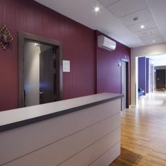 Отель Hostal Bcn Ramblas Стандартный номер с 2 отдельными кроватями фото 14